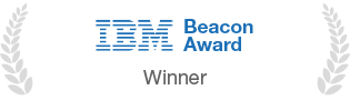 IBM Beacon Award Winner