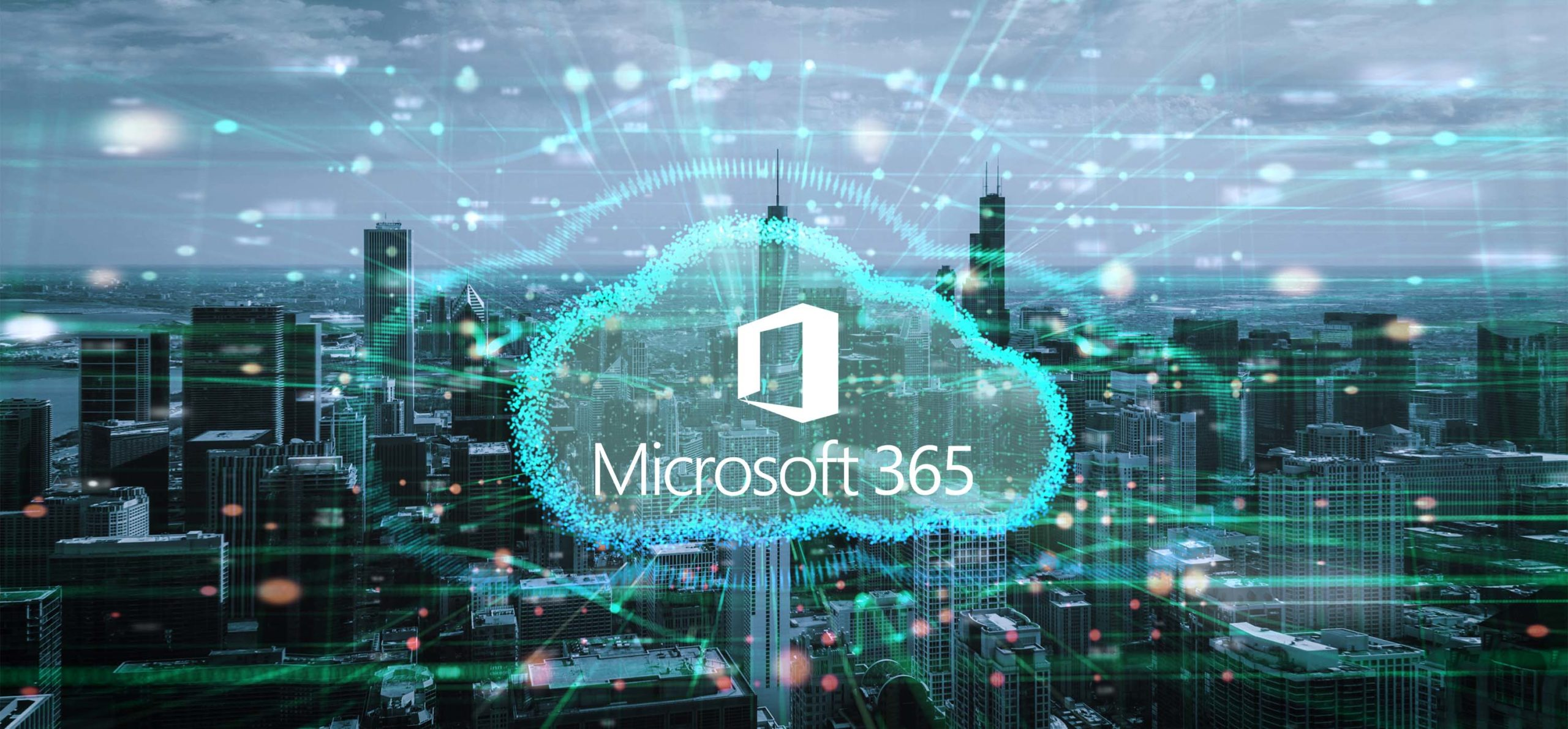 Picture City Microsoft 365 in Cloud